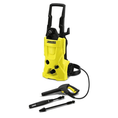 Karcher North America - 1.603-100.0 1800 Psi Pressure Washer - X SERIES 1800 PSI ELECTRIC PRESSURE WASHER  1800 PSI pressure washer has 1.5 GPM delivery  Water cooled induction motor last 5 times longer  Self-priming, siphon capable pump is able to -  draw from a standing or collected water source  Includes trigger gun, 25 ft. of high pressure -  hose, Vario Power spray wand & Dirtblaster(R)-  nozzle - has built-in detergent tank  1 year warranty    1.603-100.0 1800 PSI PW WASHER    COLOR:Yellow/Black
