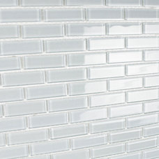 Modern Mosaic Tile by Bodesi Glass Tile and Mosaic