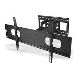 """Siig - Full Motion TV Mount 47 to 90"""" - Full-Motion TV Mount -47"""" to 90"""". Full-motion/articulating universal wall-mount for extra-large LCD LED and Plasma TVs."""