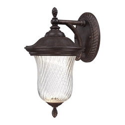 Designers Fountain - Designers Fountain Wellington LED Traditional Outdoor Wall Sconce X-ZBM-12022DEL - Designers Fountain Wellington LED Traditional Outdoor Wall Sconce X-ZBM-12022DEL