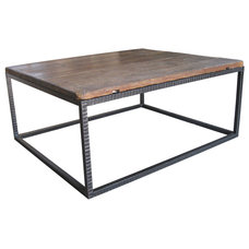 Eclectic Coffee Tables by RT Facts