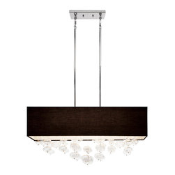 Elan - Elan 83247 32in  Rectangle Pendant - Elan 83247 32in  Rectangle Pendant