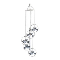 GSC - Wind Chime 5-Ring Charm Motorcycle Musical Hanging Garden Decoration - This gorgeous Wind Chime 5-Ring Charm Motorcycle Musical Hanging Garden Decoration has the finest details and highest quality you will find anywhere! Wind Chime 5-Ring Charm Motorcycle Musical Hanging Garden Decoration is truly remarkable.