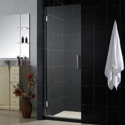 """DreamLine - DreamLine Shower Door 42""""-43"""" Opening - SHDR-20427210S-04"""" - Shower Door 42""""-43"""" Opening"""