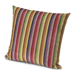 Missoni Home - Missoni Home | Mysore Vivid Pillow 24x24 - Design by Rosita Missoni.