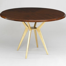 Contemporary Dining Tables by DwellStudio