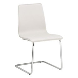 Pony Chair - A classic chair for a contemporary dining table or kitchen table. Affordable and quite comfortable.