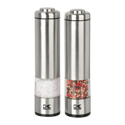 Modern Salt and Pepper Mills