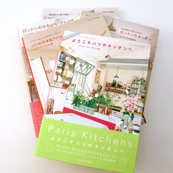 Jeu de Paumes - Édition Paumes books from Japan are a bit of an obsession among those in the know — each slim book is packed with interior design and craft inspiration from real homes around the world. And the covers look so cute stacked up on your desk, how can you resist?