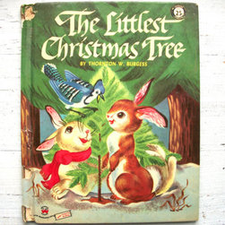 The Littlest Christmas Tree by Elizabeth Wren Books - I love books about woodland creatures, and this one looks perfect for snuggling up and reading with my toddler.