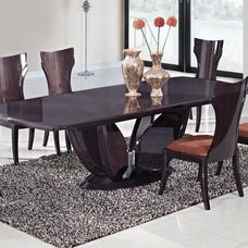 Modern Dining Tables by The Classy Home