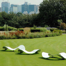 Contemporary Outdoor Benches by Outdoorz Gallery