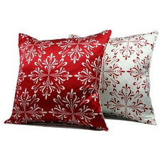 Contemporary Decorative Pillows by Wrapables