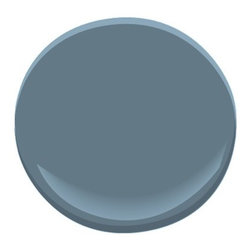 Philipsburg Blue HC-159 Paint - This color is part of the Historic Color collection. A collection of 174 time-honored hues comprises our most popular palette. Steeped in tradition, the refined, elegant colors of the Historical Collection deliver timeless color that can be used in traditional as well as contemporary spaces. Inspired by the documented colors found in 18th- and 19th-century architecture, these classic, inviting tones continue to serve us well today.