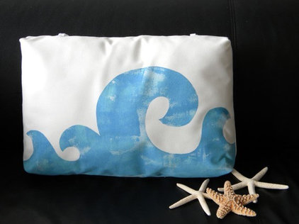 Eclectic Outdoor Cushions And Pillows by Etsy