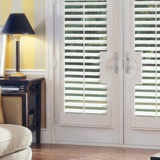 Vertical Blinds by Homestead Window Treatments