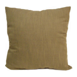 American Mills - Alden 24-Inch Floor Pillow - -Update your home decor with this decoratively functional floor pillow.  Comfortable pillow is ideal for floor, sofa or bed.  Spot Clean Only.  Made in USA. American Mills - 36064.333