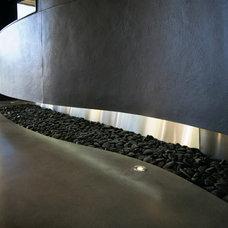 Modern Dining Room by kbcdevelopments