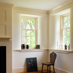 traditional dining room by Period Architecture Ltd.
