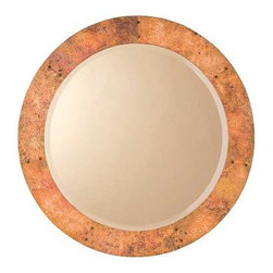 Native Trails - Native Trails Tuscany Round Mirror - *Beveled edge glass