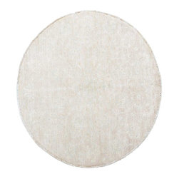 100% Wool Stone Wash Peshawar 4'x4' Round Hand Knotted Oriental Rug SH15372 - Hand Knotted Oushak & Peshawar Rugs are highly demanded by interior designers.  They are known for their soft & subtle appearance.  They are composed of 100% hand spun wool as well as natural & vegetable dyes. The whole color concept of these rugs is earth tones.