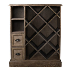 Curations Limited - Lansing Vinter's Low Cabinet -