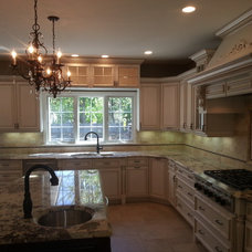 Traditional  by Kitchen and Bath Renovators