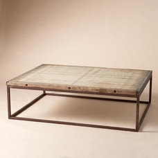 Traditional Coffee Tables by Sundance Catalog