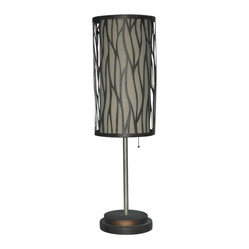 Hidden Path Table Lamp