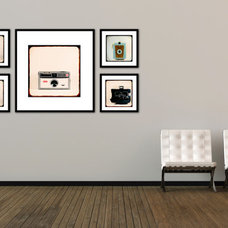 Artwork Vintage Camera Photography by Tracey Capone
