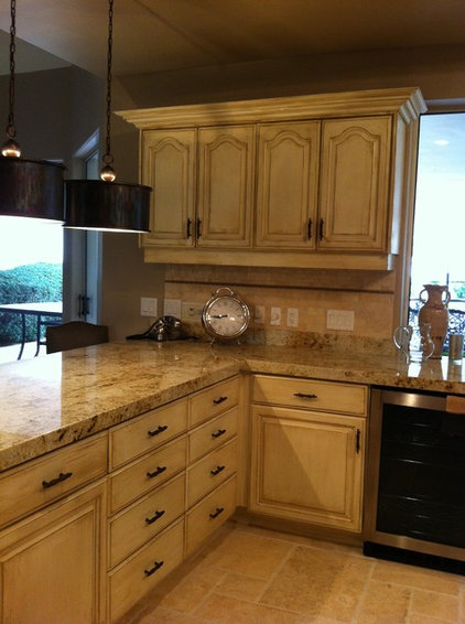 Traditional Kitchen by Jacqueline Webb Designs