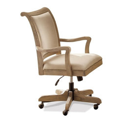Riverside Furniture - Coventry Upholstered Desk Chair - Swivel.