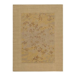 Nourison Calvin Klein Home New Patina Autumn Gold Area Rug