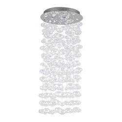 PLC Lighting Bubbles Chandelier - We've been asked about where to find this fabulous chandy of cascading bubbles many times. It comes in a range of sizes so that you can have it cascade down from all sorts of places – over the dining table, in the middle of a winding staircase, or perhaps even your bedroom.