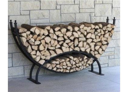 Modern Firewood Racks by Outdoor Furniture Plus