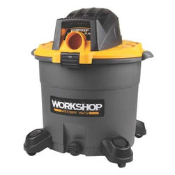 PRO-TEAM - 16 Gal Workshop Vacuum - Powerful/Durability/Collection Capacity.
