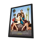 From Prada to Nada 11 x 17 Movie Poster - Mexican Style A - in Deluxe Wood Frame - From Prada to Nada 11 x 17 Movie Poster - Mexican Style A - in Deluxe Wood Frame.  Amazing movie poster, comes ready to hang, 11 x 17 inches poster size, and 13 x 19 inches in total size framed. Cast: Pablo Martenez de Velasco