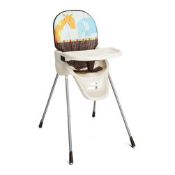 Delta Novel Idea Baby High Chair 23011-241 - The Delta Novel Idea Baby High Chair is the perfect and most accessible high chair for your little one.