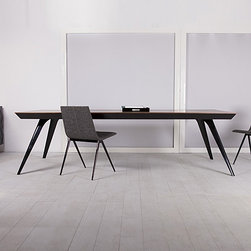 Modloft | Milton 102-Inch Dining Table -