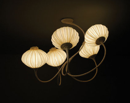 Contemporary Chandeliers by August Avery