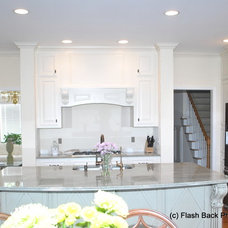 Kitchen Cabinets by Mitchell's Cabinet Shop