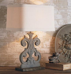 traditional table lamps by Shades of Light
