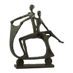 Scooter Sculpture - Scooter Sculpture