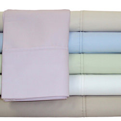 None - Luxury Sateen 600 Thread Count Cotton Rich Sheet Set - Spruce up your bedroom decor with this luxury 600 thread count  sheet set.  Crafted from superior cotton yarns and polyster yarns,this wrinkle resistant set is a perfect combination of easy care and comfort.