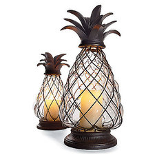 Tropical Candleholders by FRONTGATE