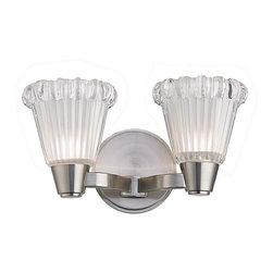 HUDSON VALLEY LIGHTING - Hudson Valley Lighting Varick-Bath And Vanity Satin Nickel - Free Shipping