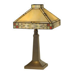 Dale Tiffany - New Dale Tiffany Accent Lamp Bronze Mica - Product Details