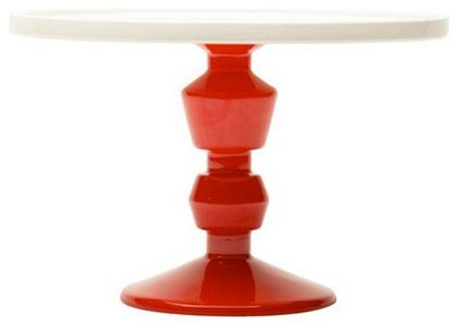 Contemporary Dessert And Cake Stands by Howkapow