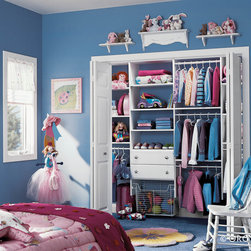 ORG Home Closet Organization Systems - ORG Home Closet Organization Systems are available at Home Source Interiors.