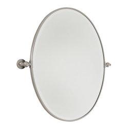 Minka Lavery - Minka Lavery 1431 Standard Oval Pivoting Bathroom Mirror - Minka Lavery 1431 Traditional / Classic Oval Mirror